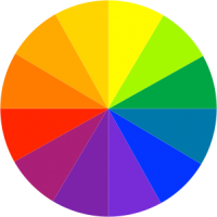 What do your website colour choices mean?