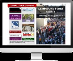 Furry Dance leaflets