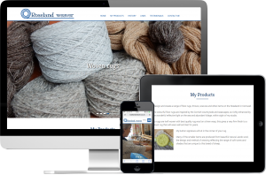 Cheap websites Cornwall - Roseland Weaver