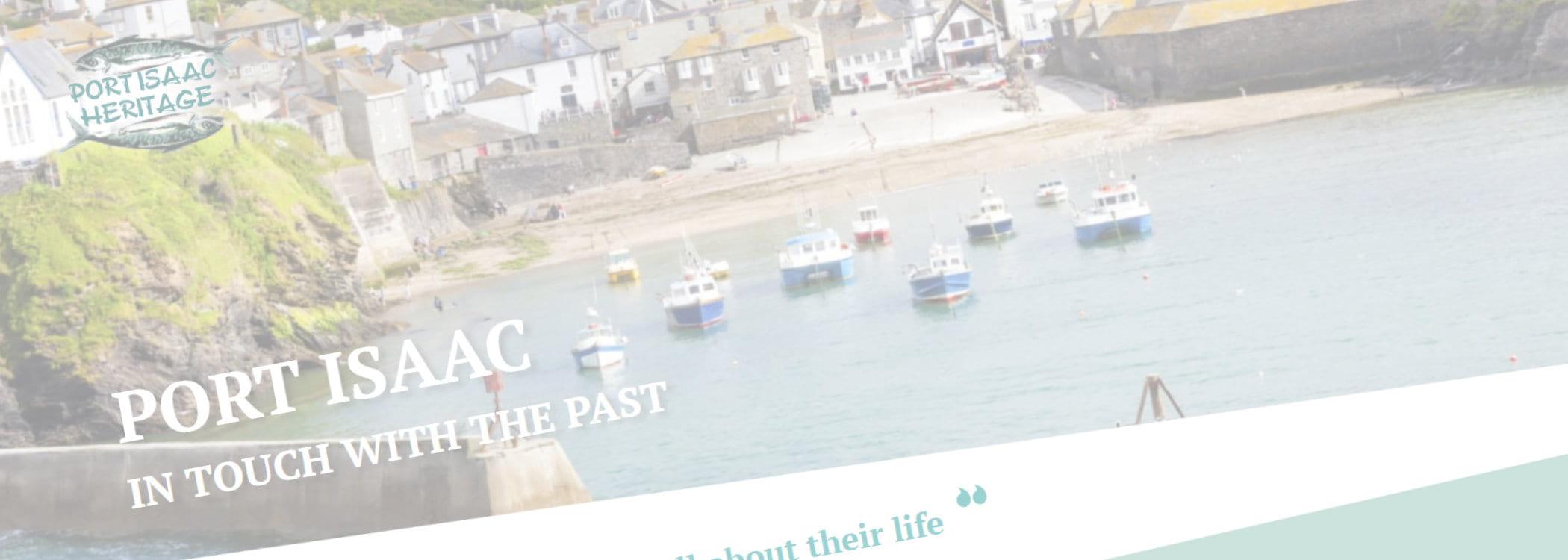 Port Issac Website