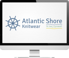 Atlantic Shore logo design