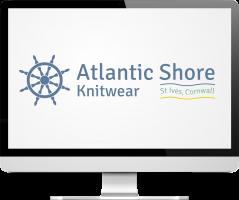 Atlantic Shore logo design
