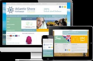 Atlantic Shore website