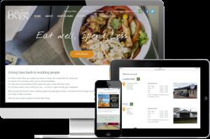 The Cornish Oven Website