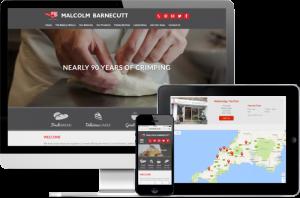 Malcolm Barnecutt website