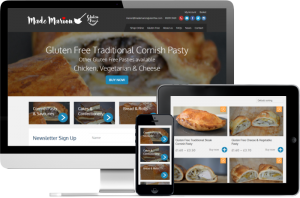 Made Marion Gluten Free website