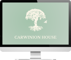Carwinion House Logo