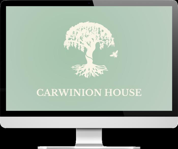 Carwinion House Logo