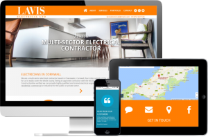 Lavis Electrican website