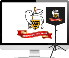 Redruth Band logo