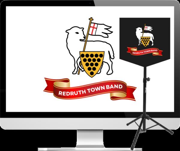 Redruth Band logo