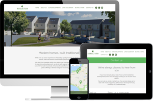 Robertson Developments website