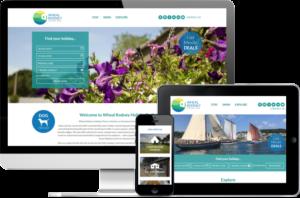 Wheal Rodney website