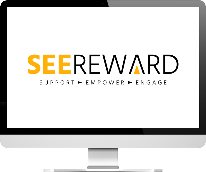 SEE Reward logo