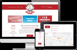 Bell Lane Fryer website