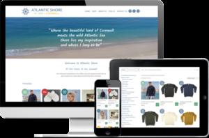 Atlantic Shore website 2021